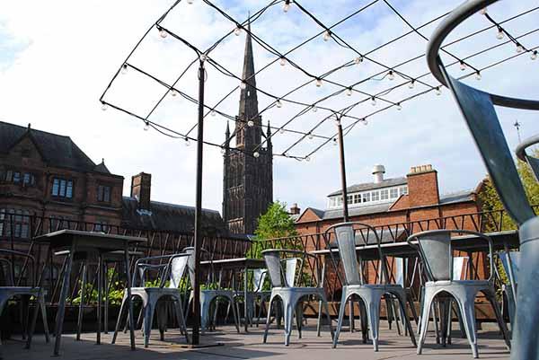 Metropolis - Coventry